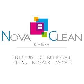 NOVA CLEAN nettoie les vitres à Nice Antibes et Cannes